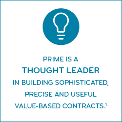 Prime is a thought leader