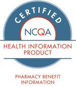 NCQA Certified Health Information Product