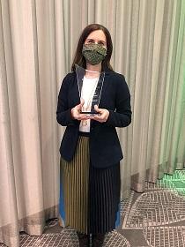 Erin Feigal DCRC award